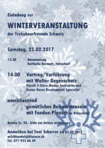 Winterveranstaltung